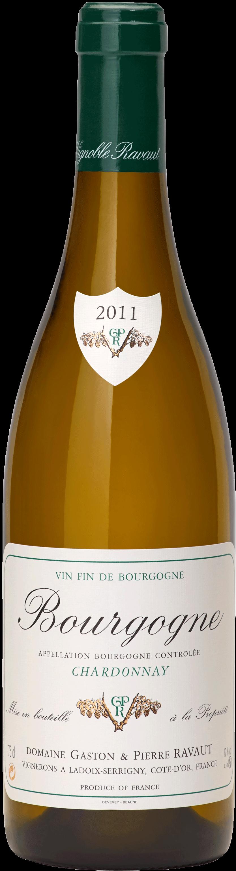 Bouteille Bourgogne Chardonnay 2015