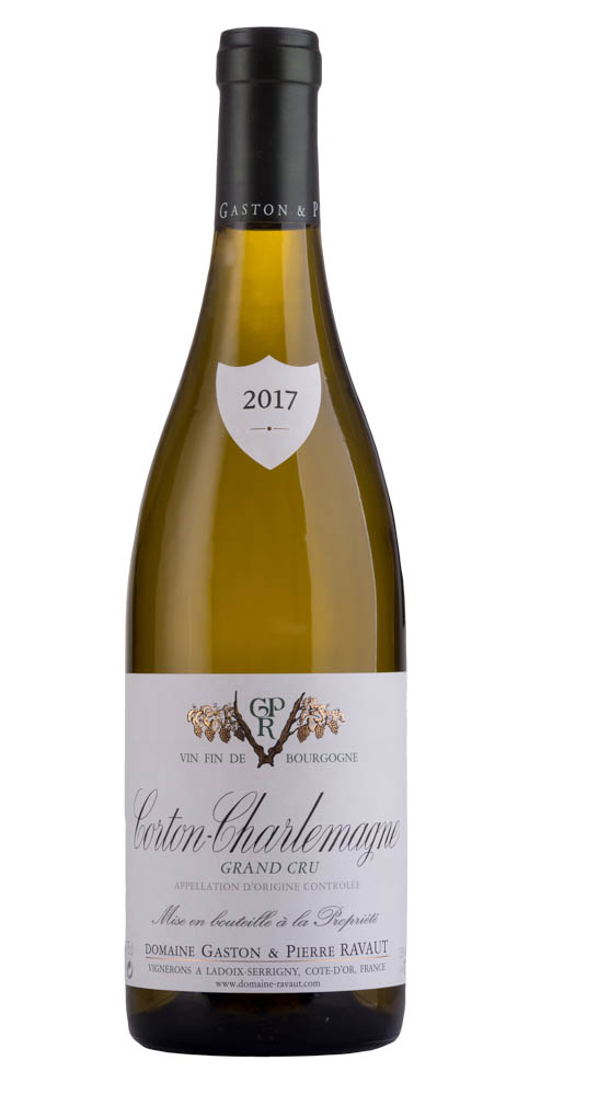 Bouteille Corton Charlemagne 2018