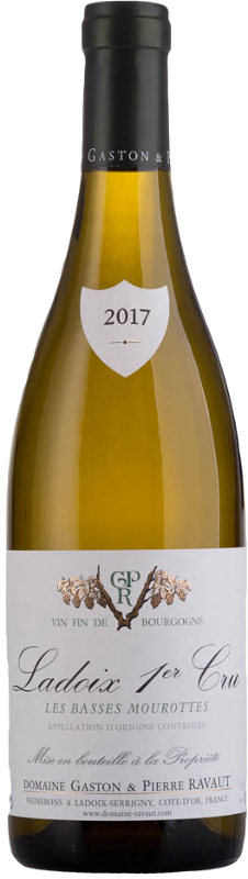 Bouteille Ladoix Blanc 1er Cru Basses Mourottes 2018
