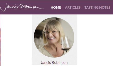 Retrouvez les très bonnes notes des vins du Domaine Gaston et Pierre RAVAUT par Jancis ROBINSON